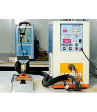 High Frequency Electromagnetic Wave Inductive Soldering